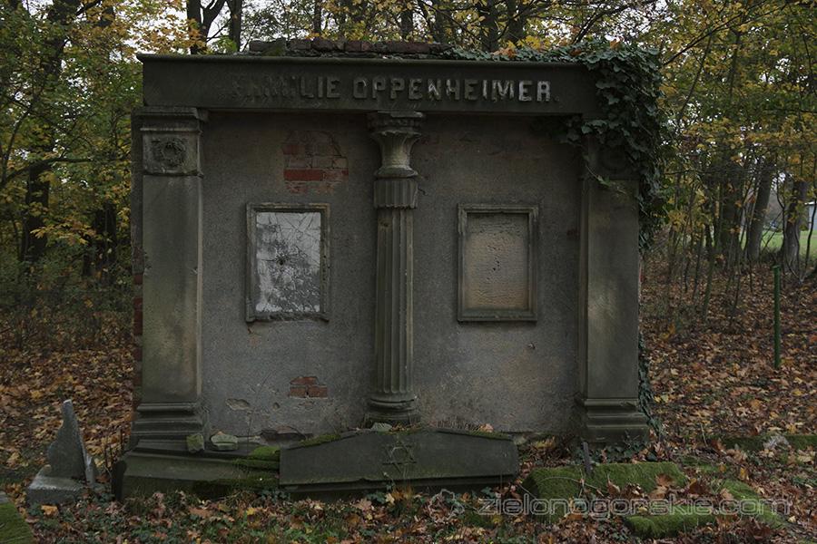 Szprotawa - Cmentarz żydowski