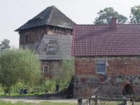 Witków - Wieża rycerska - wrzesień 2014