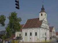 Żagań - Kościół Ducha Świętego