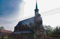 Żagań - Kościół Krzyża Swiętego