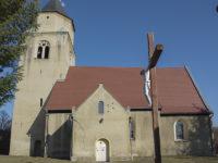 Gorzupia Dolna - Kościół św. Jerzego