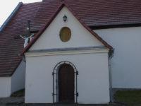 Miodnica - Kościół Podwyższenia Krzyża Świętego