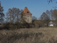 Dzietrzychowice - Wieża rycerska